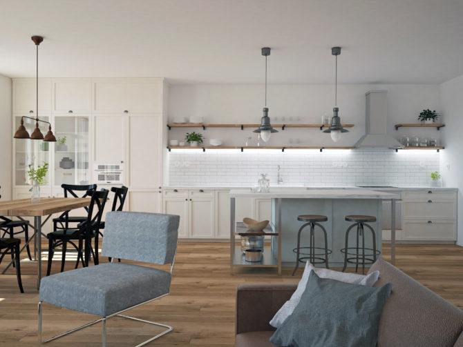 Kuchyň-Příbor